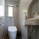 大好きな本牧を住処に(本牧 戸建てリノベーション)の写真 トイレ