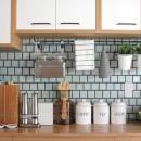心地よさと楽しさのバランス(沼袋 戸建てリノベーション)の写真 キッチン