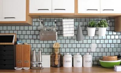 キッチン|心地よさと楽しさのバランス(沼袋 戸建てリノベーション)
