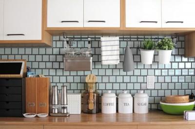 キッチン (心地よさと楽しさのバランス(沼袋 戸建てリノベーション))