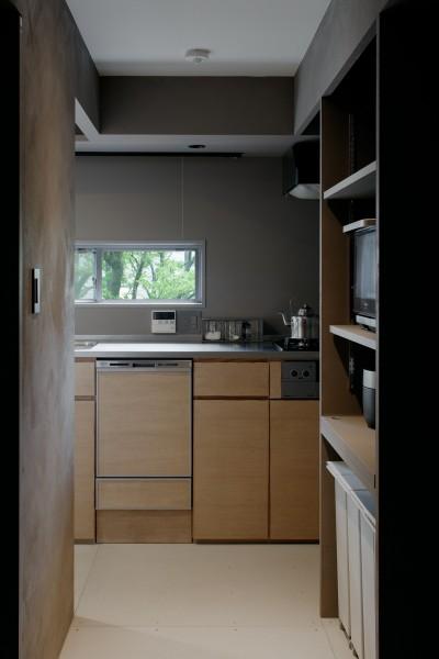 キッチンの風景 (パラレル・プレイス)