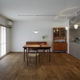 パラレル・プレイス (北欧家具と馴染む障子)