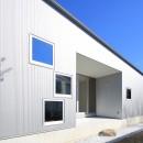 合同会社きど設計の住宅事例「shinbyuchou-no-mise    店舗付住宅」