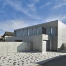 kirishima-no-ie   屋根も壁も、コンクリート打放しの仕上げです。