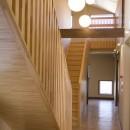 yoshimuraehou-no-ieの写真 階段