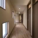 yoshimuraehou-no-ieの写真 廊下