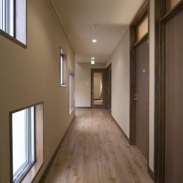 yoshimuraehou-no-ie (廊下)