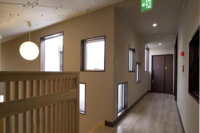 廊下 (yoshimuraehou-no-ie)