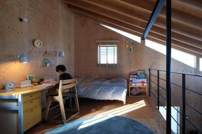 子供部屋 (妻ヶ丘町の家~音楽室のある家~)
