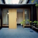 前田工務店の住宅事例「中庭のある家」