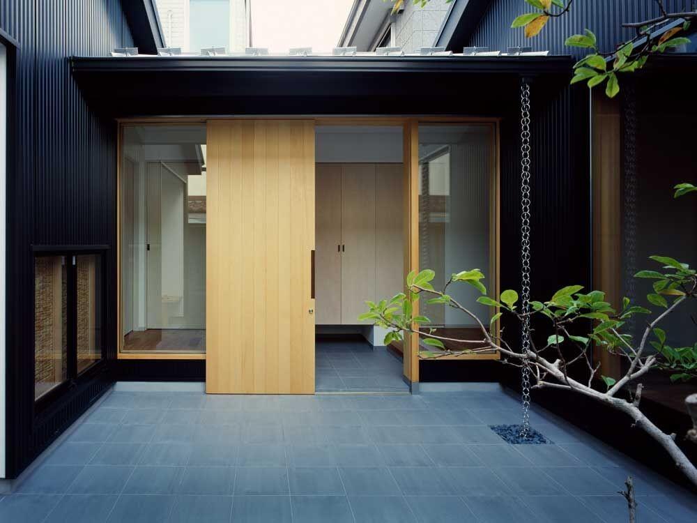 工務店:前田工務店「中庭のある家」