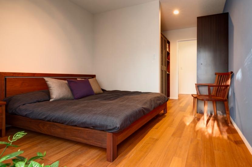 家具蔵 作品の写真 ベッドルーム