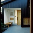 株式会社前田工務店の住宅事例「中庭のある家」