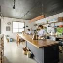 前田工務店の住宅事例「家族が繋がる家」
