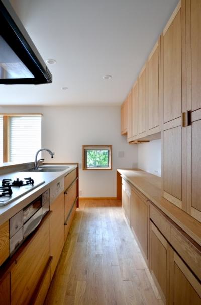 キッチン (家具蔵 作品)