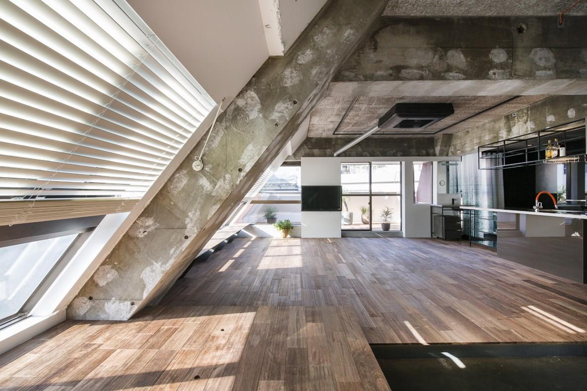 建築家:田中亮平 + 許光範「tokyo LOFT」