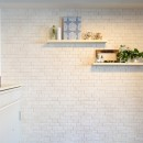 suzukuriの住宅事例「目黒区O邸~装飾と実用性を兼ねた壁面へリフォーム~」