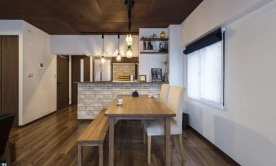 [リノベーション]名古屋市S邸 #大人カフェ #家づくりから思い出づくり
