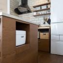 RenoCraft リノクラフトの住宅事例「Amber Drops - バルコニーと二階リビング」