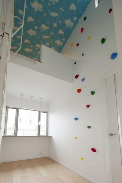 子供部屋 (美人収納の邸)
