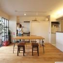 FIELDGARAGE Inc.の住宅事例「日吉N邸 マンションリノベーション」