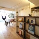 日吉N邸 マンションリノベーションの写真 ダイニングキッチン