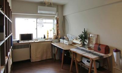日吉N邸 マンションリノベーション (個室)