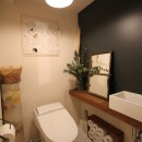 日吉N邸 マンションリノベーションの写真 トイレ