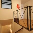 日吉N邸 マンションリノベーションの写真 廊下