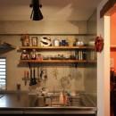 南花畑マンションリノベーションの写真 キッチン