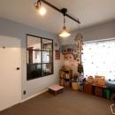 南花畑マンションリノベーションの写真 子供部屋