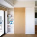 H邸リノベーション ー子供部屋と書斎をつくるの写真 子供部屋