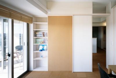 子供部屋 (H邸リノベーション ー子供部屋と書斎をつくる)