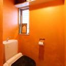 南花畑マンションリノベーションの写真 トイレ
