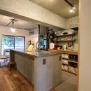 趣味を楽しむ小部屋を作らないリノベーション(湯島 S邸マンションリノベーション)