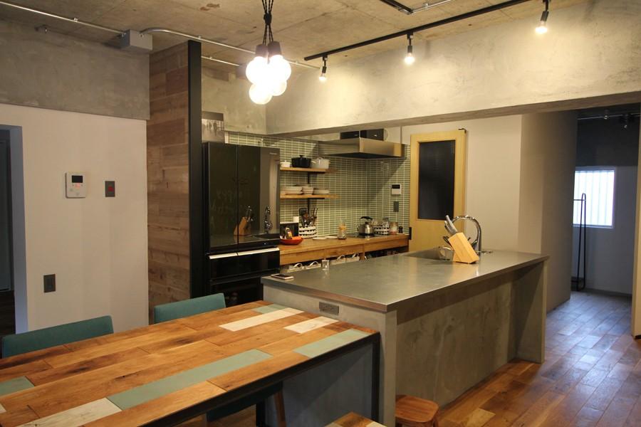 FIELDGARAGE Inc.「趣味を楽しむ小部屋を作らないリノベーション(湯島 S邸マンションリノベーション)」
