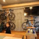 趣味を楽しむ小部屋を作らないリノベーション(湯島 S邸マンションリノベーション)の写真 リビング
