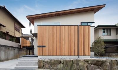赤坂台の家