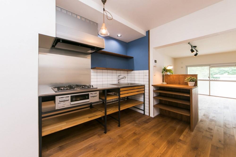 キッチン (『レトロ感を大切に』)