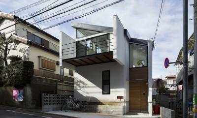 仙川の家~周辺環境を活かした住宅~