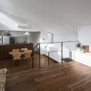 佐竹 了一の住宅事例「仙川の家~周辺環境を活かした住宅~」