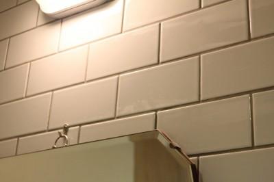 洗面室 (難アリ間取りを利点に逆転(鷺沼M邸 マンションリノベーション))