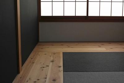 2階和室 (実家のそばに引っ越ししました(東戸塚 戸建てリノベーション))