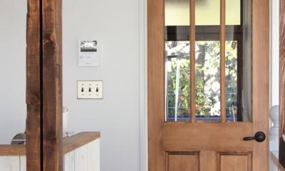 猫と暮らす、二世帯住宅(成城学園前 戸建てリノベーション) (LDK(2階))