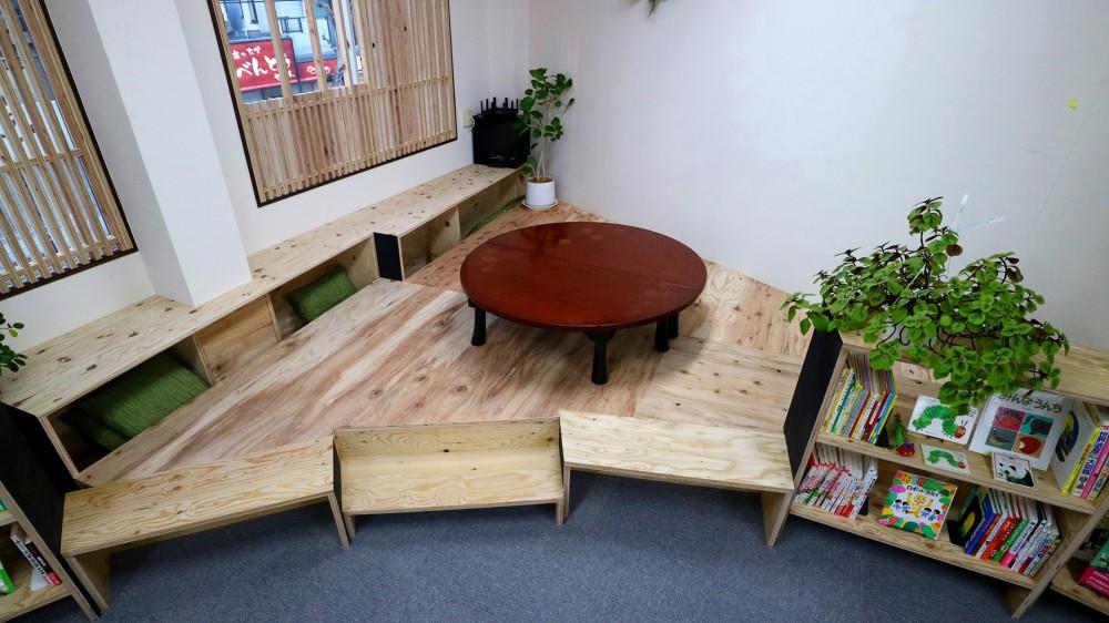 OFFICE WOLISU~16名で囲む大テーブル~ (ひなたスペース)