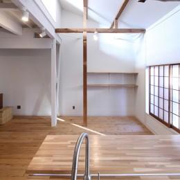 川口 戸建てリノベーション (ダイニングキッチン)