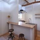 川口 戸建てリノベーションの写真 キッチン