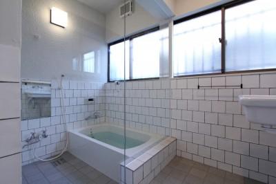 浴室 (川口 戸建てリノベーション)