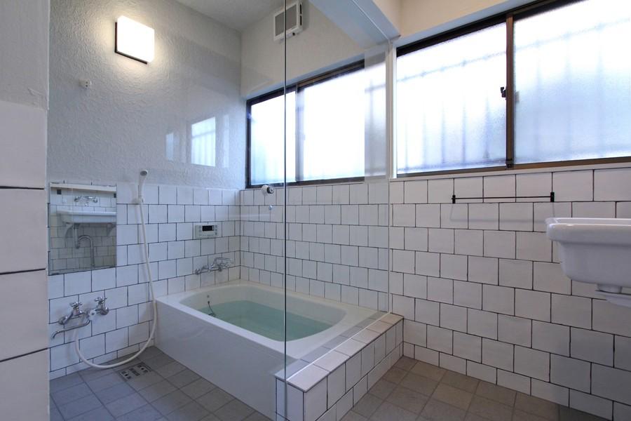 川口 戸建てリノベーション (浴室)