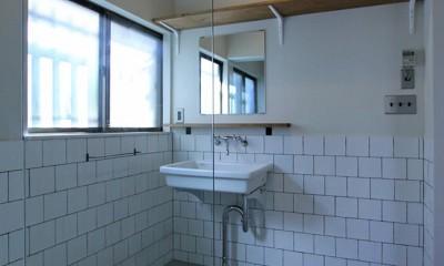 洗面室|川口 戸建てリノベーション